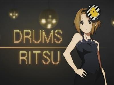Ritsu Drums